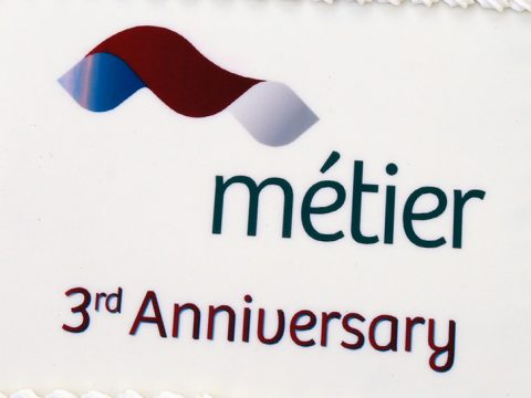 Métier Turns 3